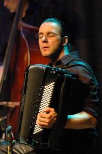 Stephan Langenberg Akkordeonspieler